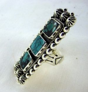 Shawn Nelson Sterling Silver Ring