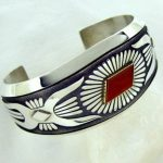 Howard Nelson Sterling Silver Bracelet
