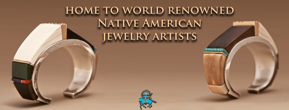 Play Pause. 123. Native American Jewelry